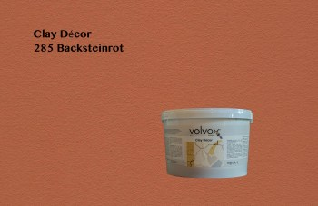 ClayDécor_285_Backsteinrot